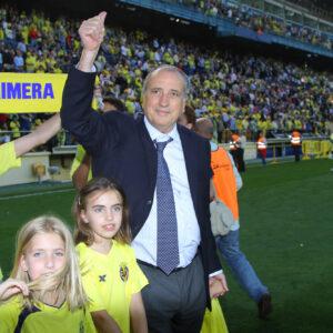 Límite salarial. El milagro económico del Villarreal