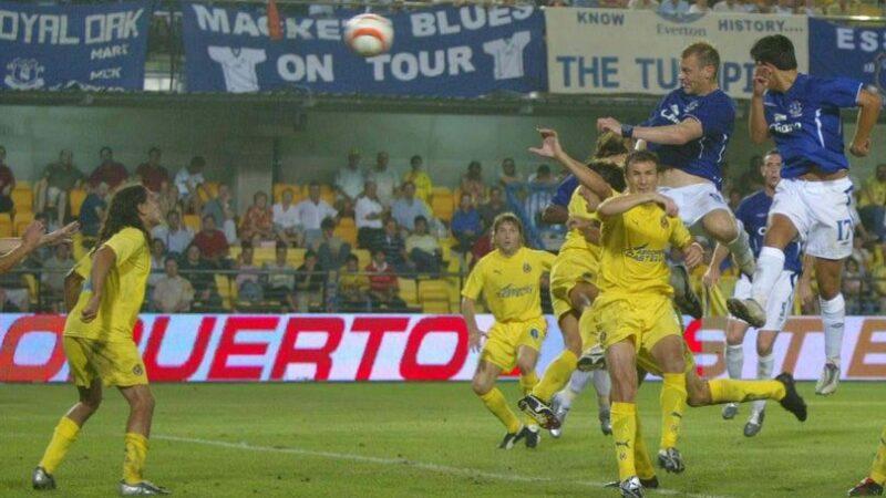 Everton KO y a la champions. El Villarreal un 24 de agosto