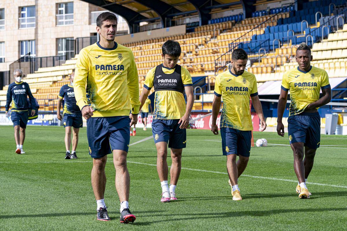 Desaguisado del Villarreal en Can Barça