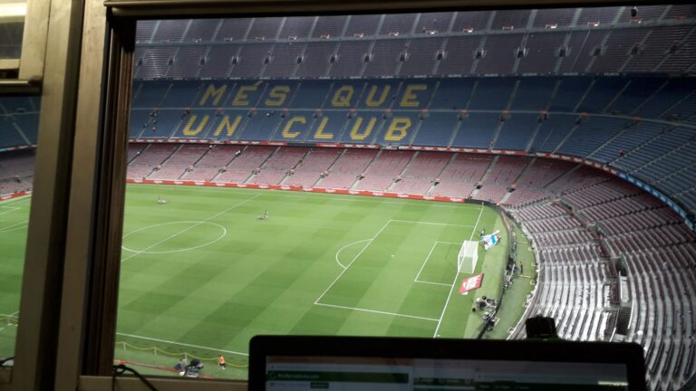 12 años sin ganar en el Camp Nou