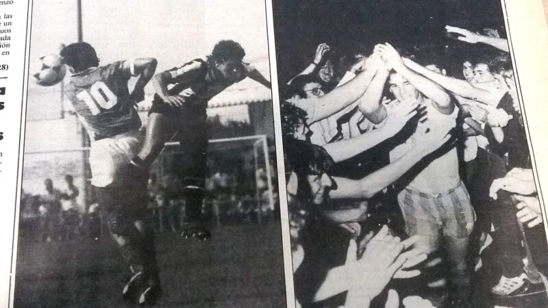 El Villarreal de Luiche elimina al Valencia. 17 de septiembre