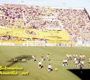 La primera victoria en Primera. El Villarreal un 20 de septiembre