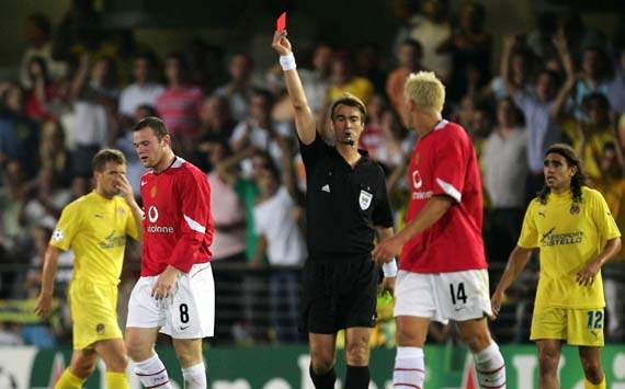 Debut en Champions. El Villarreal un 14 de septiembre