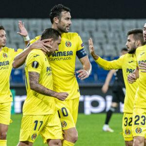El Villarreal vence 1-3 al Qarabag
