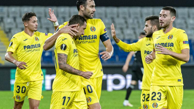 La UEFA da por vencedor al Villarreal ante el Qarabag