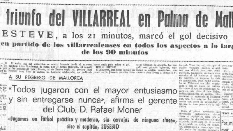 El Villarreal un 3 de octubre