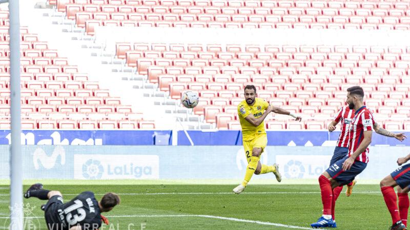 Buenas sensaciones del Villarreal en el Metropolitano