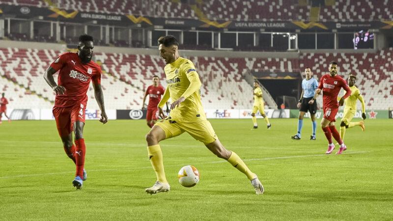 El Villarreal pasa como líder a la siguiente fase UEFA