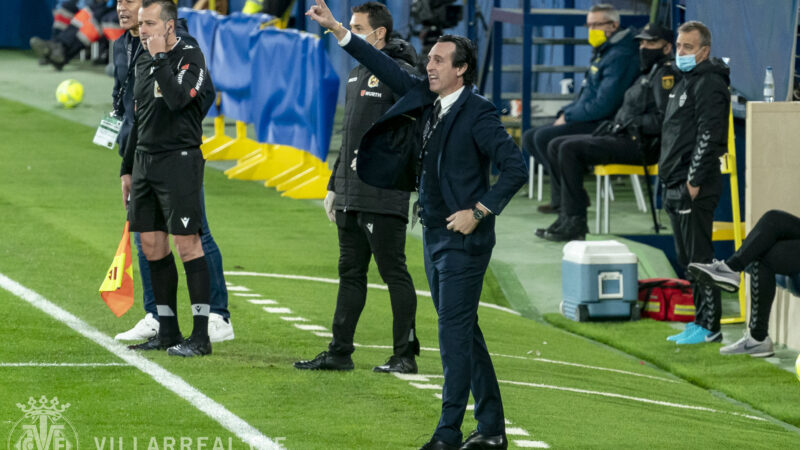 El Villarreal no pudo con un Elche ultradefensivo