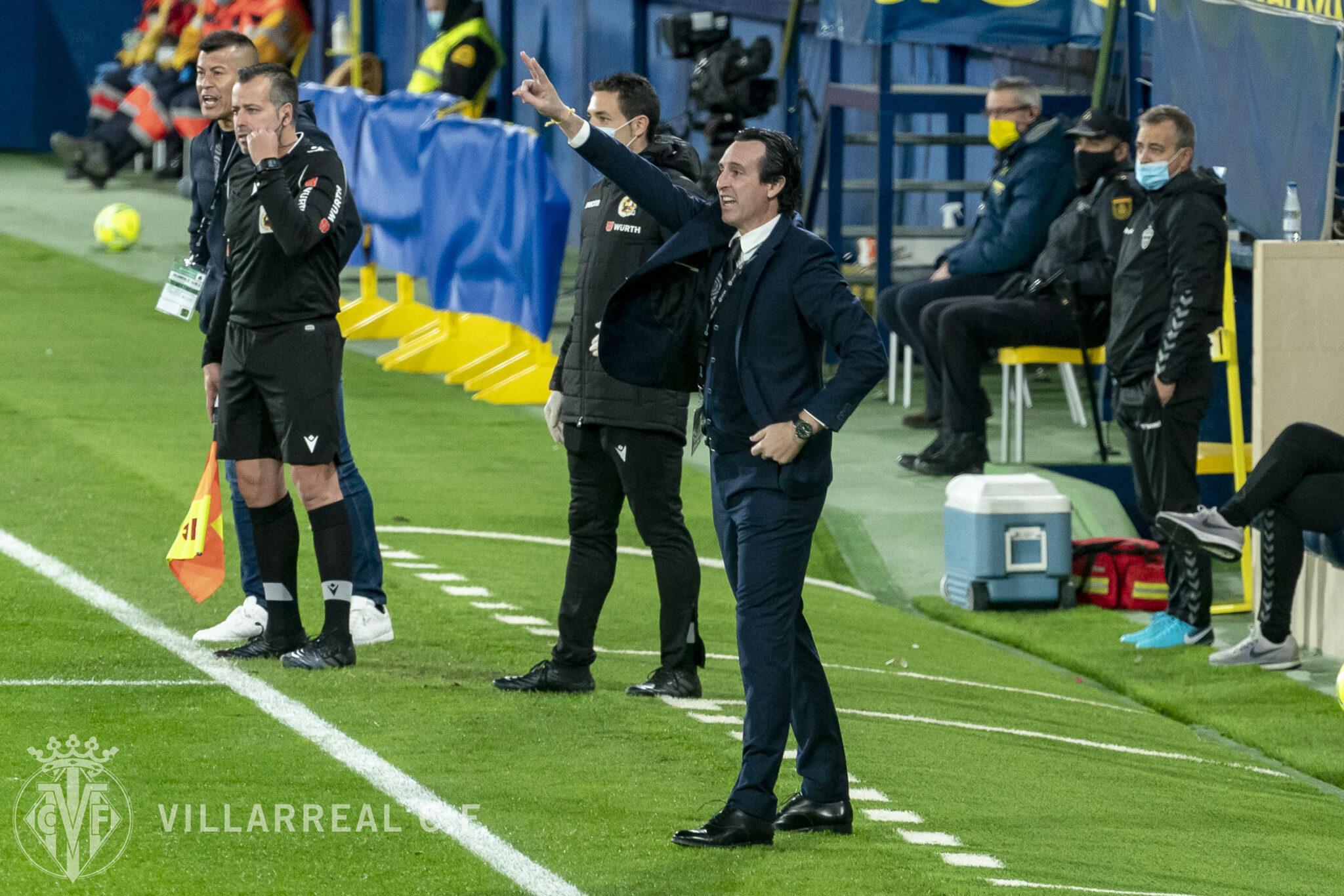 Emery convoca a Marc Vidal