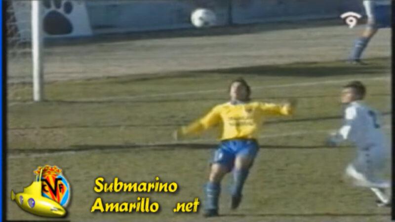 La chilena del Loco Dos Santos. El Villarreal un 28 de enero