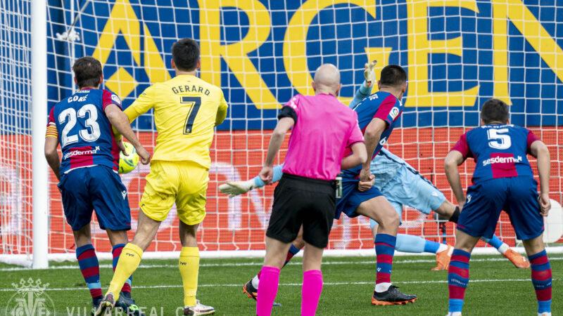 La Cerámica vuelve a ver ganar al Villarreal