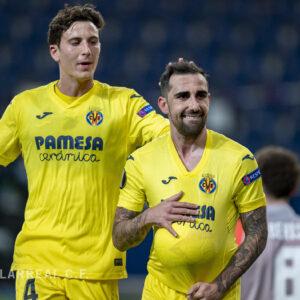 El Villarreal pone tierra de por medio en Salzburgo