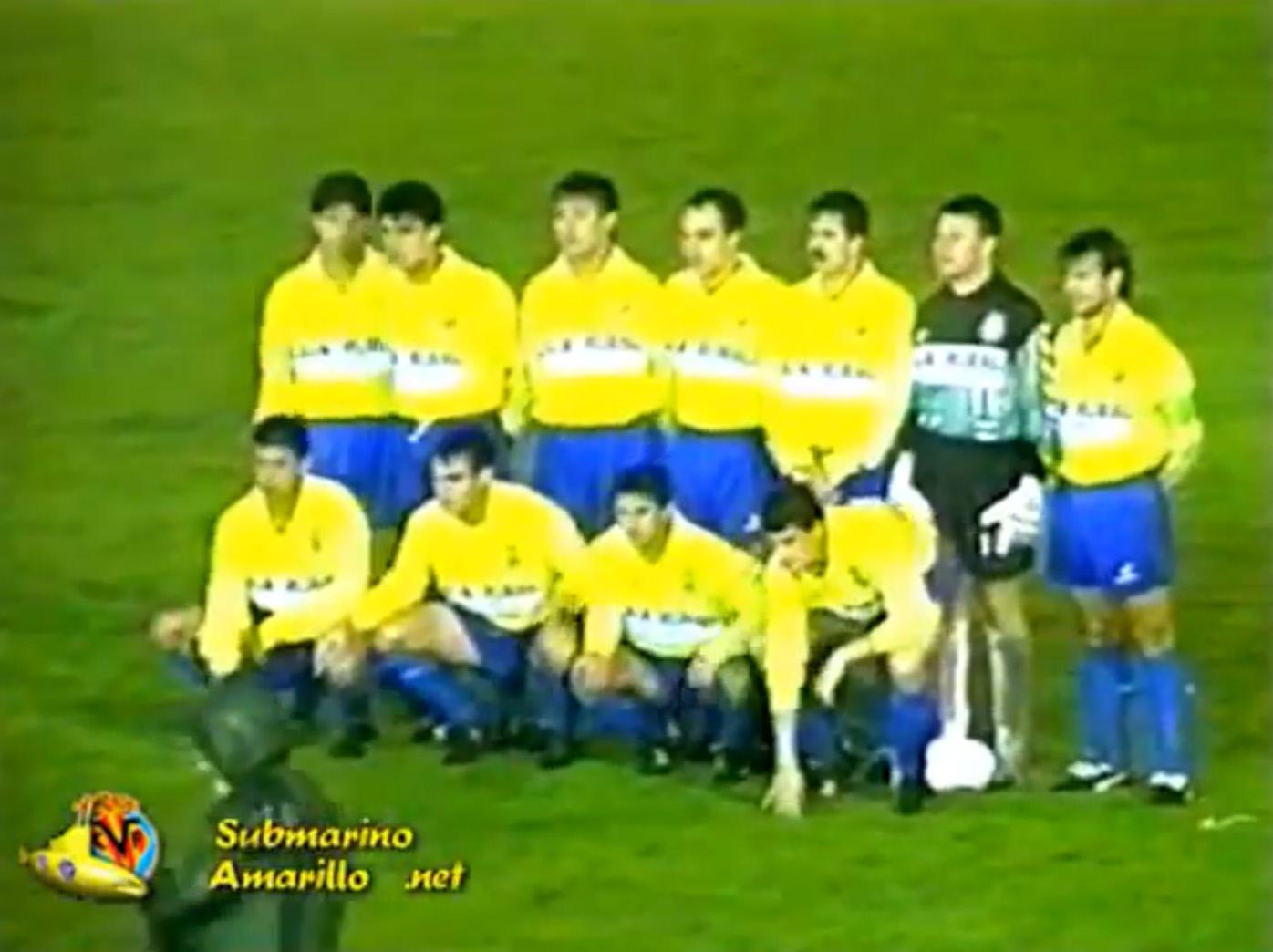 Un 24 de marzo: Villarreal-Valencia de Copa en cuartos