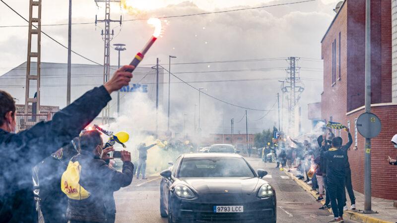 """Vila-real otra vez en la """"pole"""" europea"""