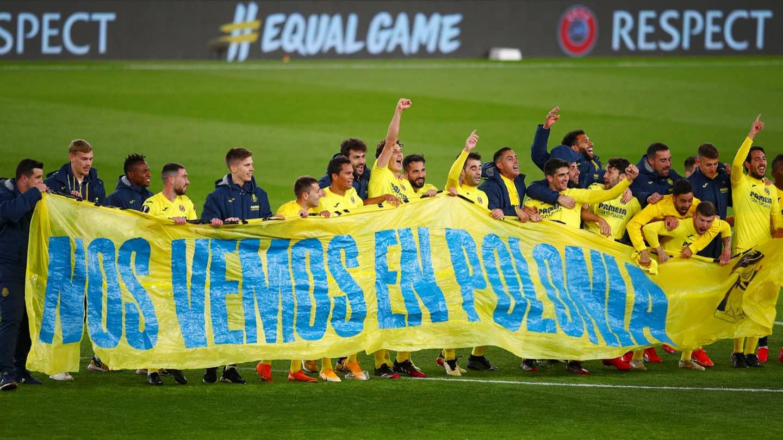 ¡¡¡El Villarreal está en la final!!!