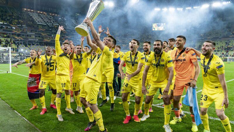Las fotos del Villarreal campeón