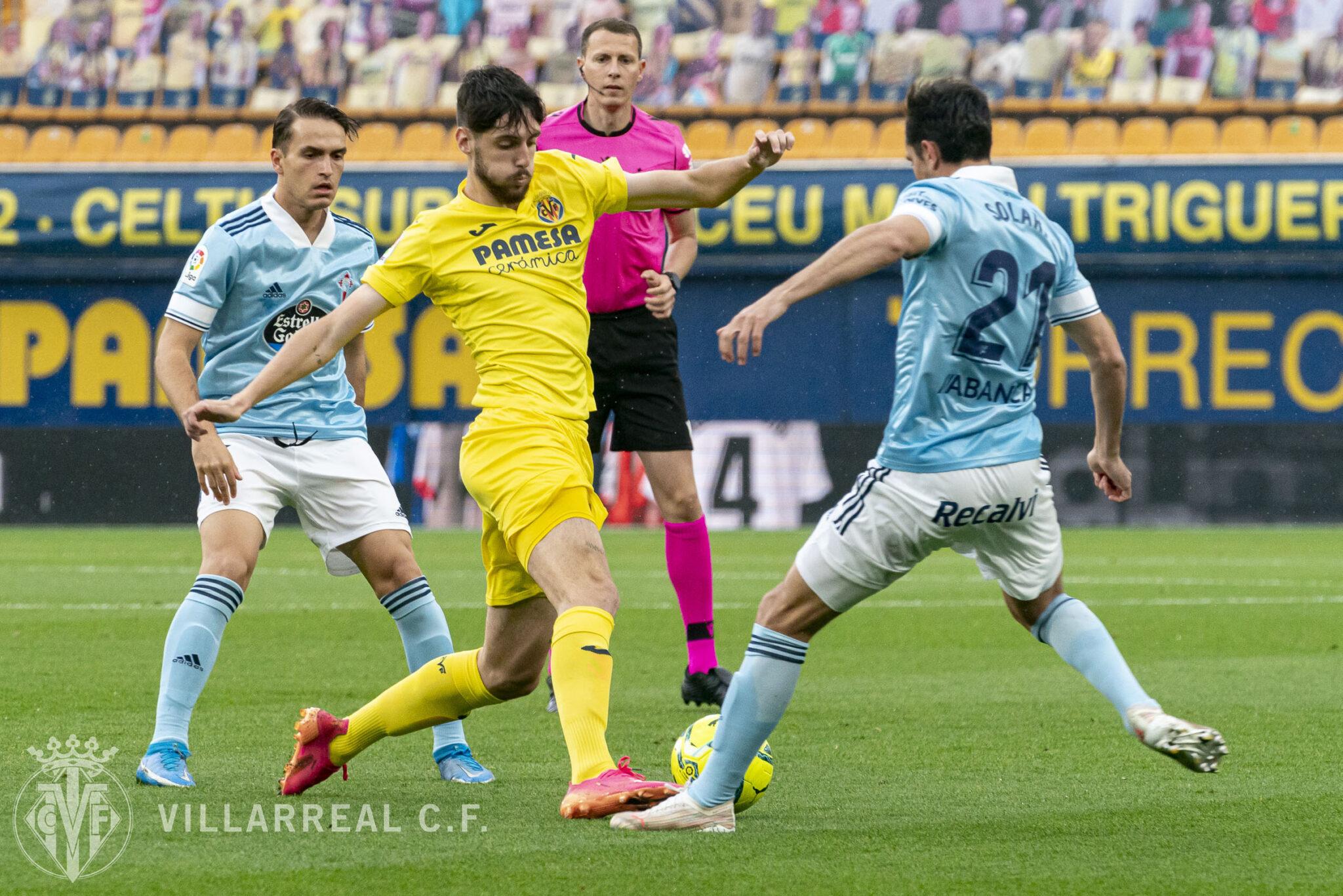 Medié Jiménez destroza al Villarreal