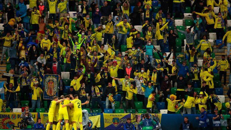 ¡¡Villarreal que orgullo!!