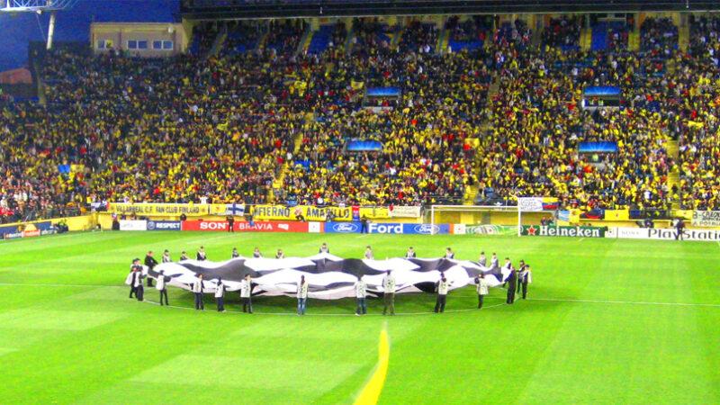 Vuelve la Champions a Vila-real
