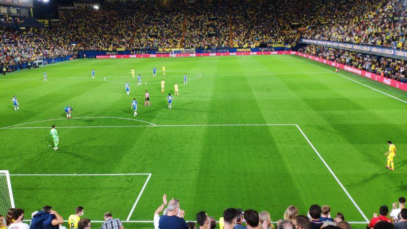 El Villarreal noquea al Betis