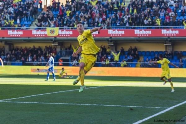 Este Villarreal va muy bien…