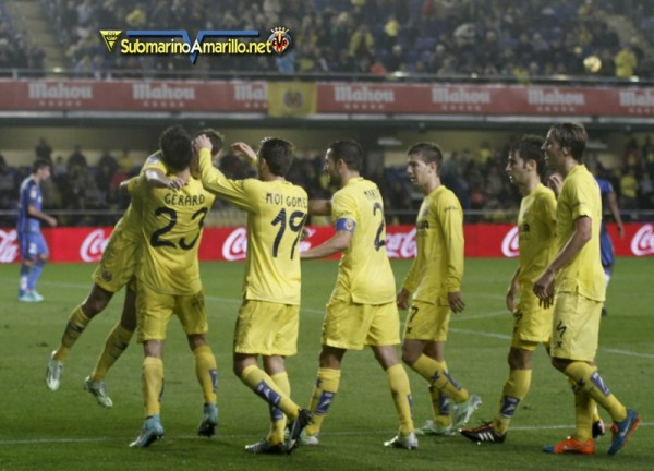 Posible once del Villarreal en Málaga